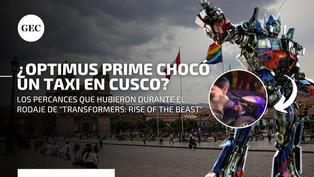 Transformers: estos fueron los problemas de Optimus Prime durante las grabaciones en Cusco