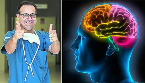 """Alfredo Quiñones: """"El cerebro es complejo y nuestro entendimiento aún es prehistórico"""""""