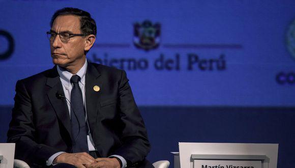 Comisión de Fiscalización citará a Martín Vizcarra  (Foto: Bloomberg)