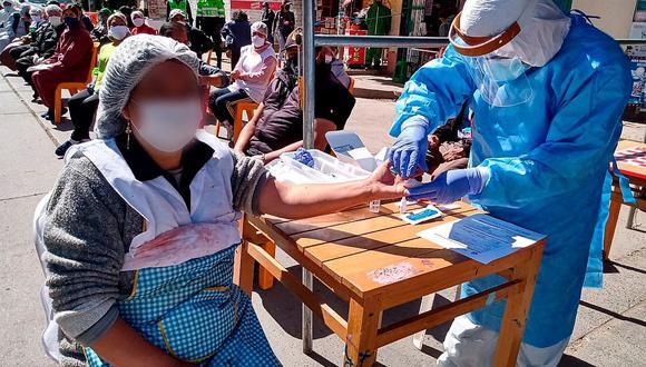 Junín llega hoy a los 20 452 casos de COVID-19, 648 muertos y 18365 pacientes de alta