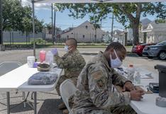 Miles de soldados estadounidenses aún no se han vacunado contra el coronavirus