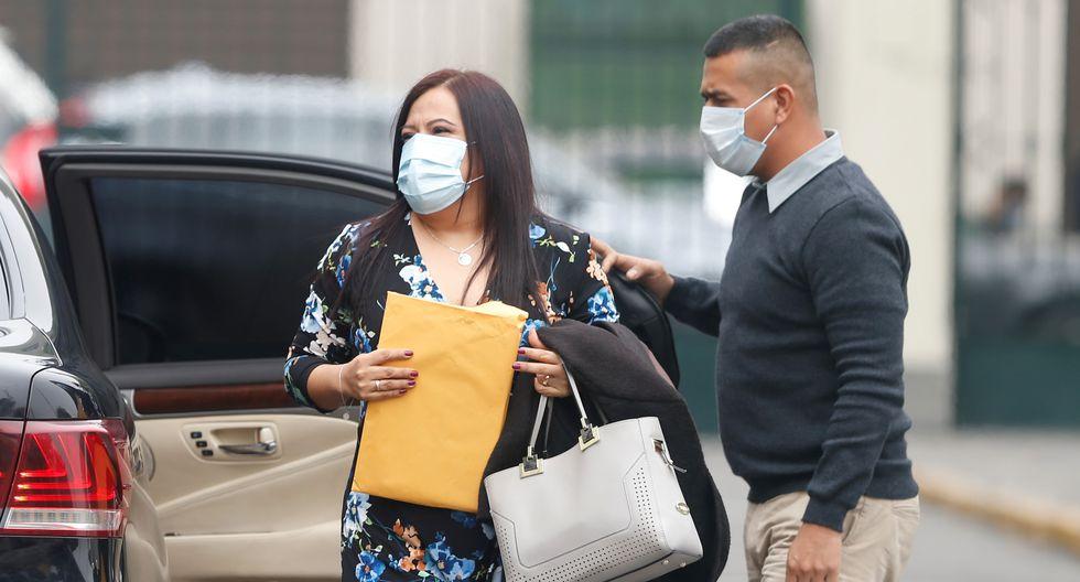 Ministerio Público recibirá el testimonio de Mirian Morales el 7 de julio por contratación de familiares