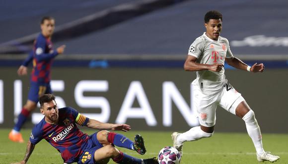 Lionel Messi recordó la derrota de Barcelona ante Bayern Múnich por 8-2. (Foto: AFP)