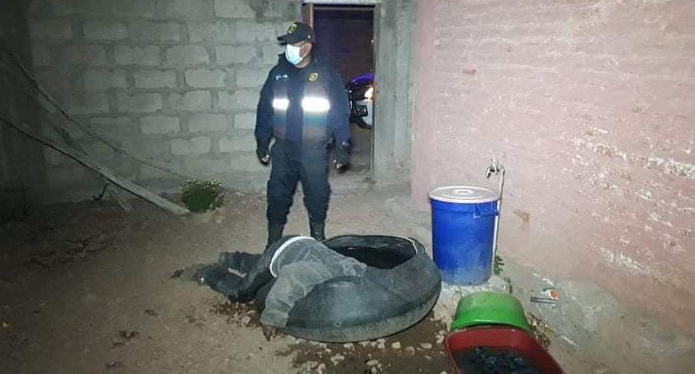 Encuentran muerto a varón en su propia casa en Juliaca
