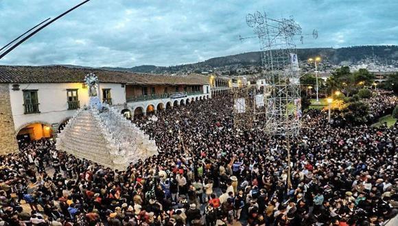 La Arquideócesis de Huamanga decidirá, en los próximos días, si las celebración de la misa se realizará a puertas abiertas o cerradas.