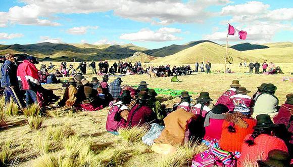 La mayoría de puneños se identifica como quechua