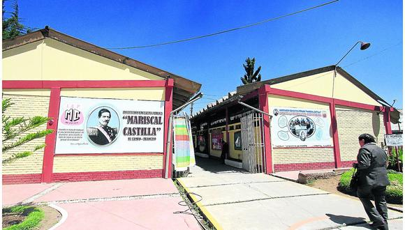 Al fin se hace realidad la construcción de la institución educativa Mariscal Castilla