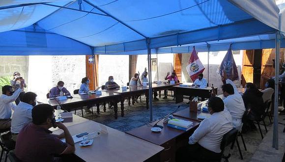 Gobierno Regional de Arequipa podría perder control de Majes II