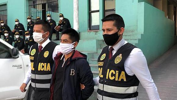 Ayacucho: mujer y su amante fingen asalto para asesinar a esposo