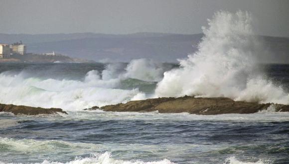 Advierten oleajes anómalos en dirección a nuestro dominio marítimo
