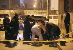SMP: joven muere por bala perdida durante un enfrentamiento entre bandas de delincuentes