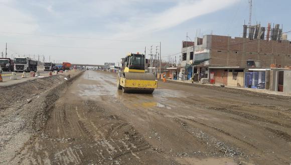 Pisco: poblado de Santa Cruz podría quedar dividida por obra de la doble vía.