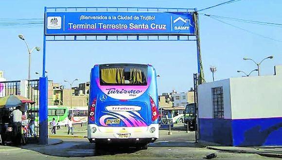 Municipio de Trujillo dispuso que transportistas interprovinciales regresen a ese espacio pese a que ordenanza edil lo prohíbe.