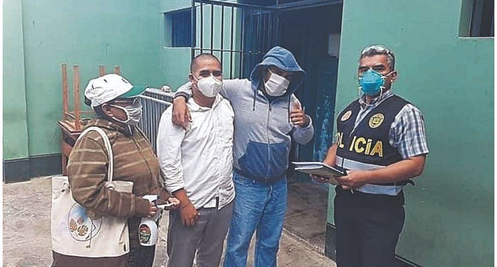 Joven desaparecido en Piura fue encontrado en la ciudad de Trujillo