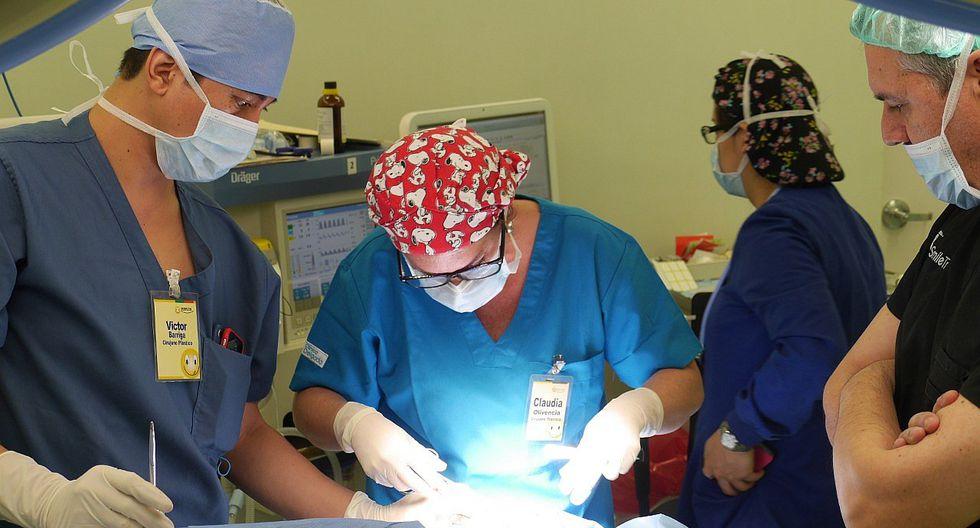80 niños peruanos con labio y paladar hendido serán operados gratuitamente