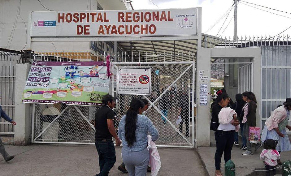 Denuncian discriminación en primer proceso CAS del hospital