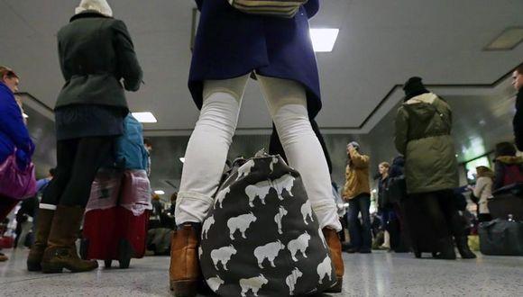 Japón: 300 pasajeros atrapados en tren por fuertes nevadas