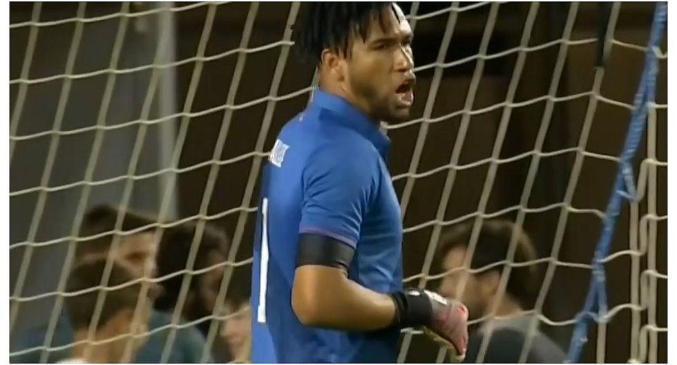 Perú vs Brasil: Pedro Gallese salvó el arco nacional con gran atajada (VIDEO)