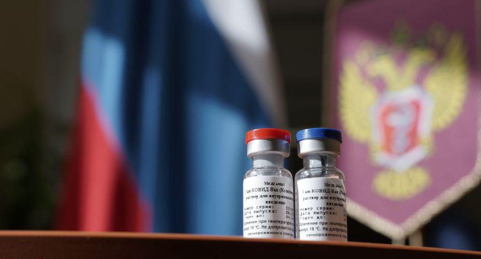 Rusia suministrará a América Latina 100 millones dosis de su potencial vacuna contra el coronavirus