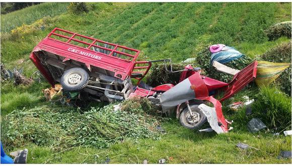 Joven muere y siete quedan heridos de gravedad por accidentes en la vía Central
