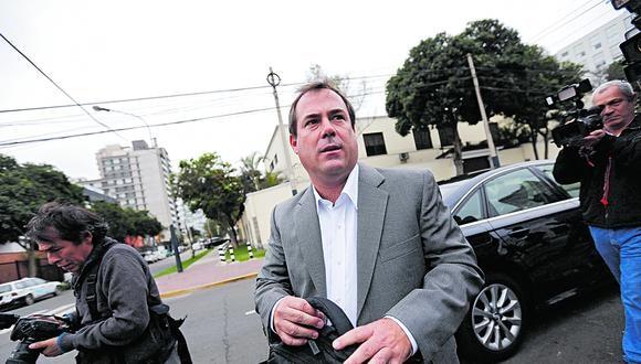 """Exministro de Transportes involucrado en el llamado """"Mamaniaudios"""" dijo que diálogos con fujimorista no tiene contenido penal"""