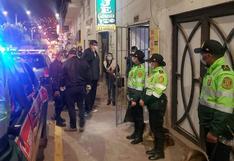 Cusco: cuatro meretrices dan positivo a coronavirus tras ser detenidas en operativo