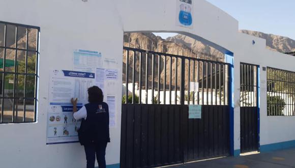 Ica:  Estadio Hugo Sotil será local de votación el próximo 11 de abril