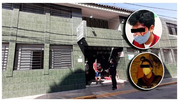 A pocos metros de sus casa, hampones bajaron de auto con armas de fuego para golpearlos y robarles sus pertenencias.