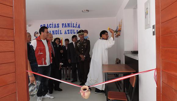 Mariano Melgar invirtió más de 26 millones de soles en colegios