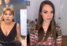 """Magaly Medina sobre Jossmery Toledo: """"Un árbol tiene más vida que ella"""" (VIDEO)"""