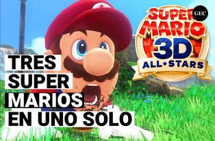 Super Mario 3d All-Stars, la colección por los 35 años de Mario