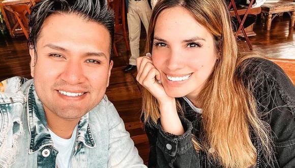 De acuerdo con cantante, su futura esposa se ha convertido en su soporte y apoyo incondicional en los momentos más complicados de su vida. (Foto: Cassandra Sánchez de Lamadrid / Instagram)