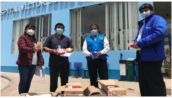 Para el Hospital Víctor Soles García de Virú y Red Asistencial de La Libertad. (Foto: Cortesía)