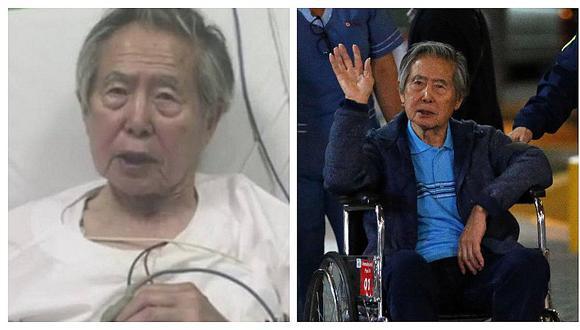 Alberto Fujimori cumple 100 días internado en clínica