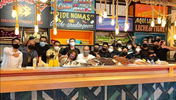 Luis Arturo Villar, el influencer mundialmente conocido como Luisito Comunica, apuesta por la comida peruana (Foto: Luisito Comunica)