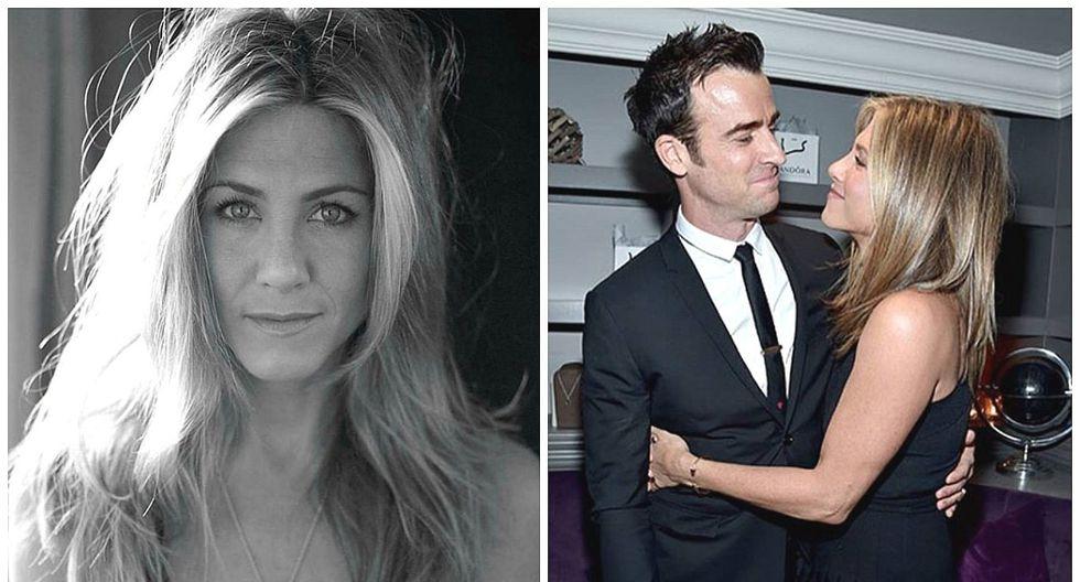 Jennifer Aniston y Justin Theroux anuncian su separación tras dos años de matrimonio