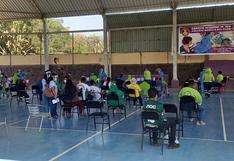 Ica: Culmina inoculación en obreros de limpieza pública de 14 municipios