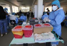 Universitarios pueden acudir a cualquier vacunatorio de Arequipa