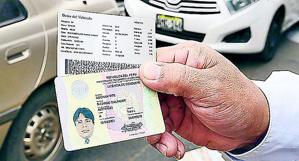 MTC entregará licencias de conducir vía delivery
