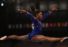 """Simone Biles y un sentido mensaje de Michael Phelps: """"Espero que esta sea una experiencia reveladora"""""""