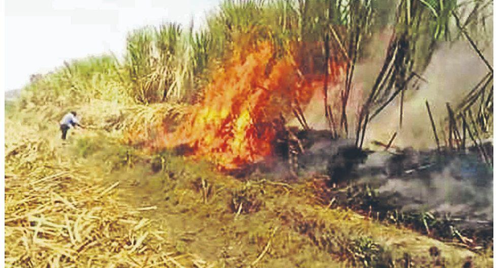 Exigen frenar contaminación en el distrito de La Huaca