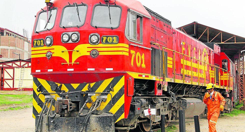 Adjudicarán proyecto Ferrocarril Huancayo - Huancavelica