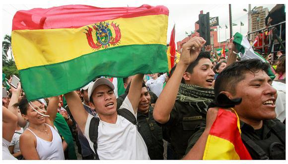 Bolivia: miles de ciudadanos celebraron la renuncia de Evo Morales (VIDEO)