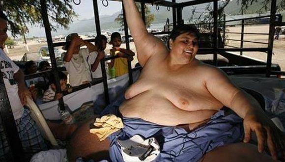 México: Fallece el hombre más obeso del mundo