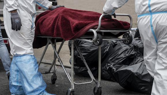 La ciudad de Nueva York se encuentra preparándose para afrontar una segunda ola de la pandemia de COVID-19. (Johannes EISELE / AFP)