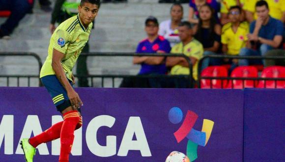 Gabriel Fuentes es convocado a la Selección de Colombia. (Foto: FCF)