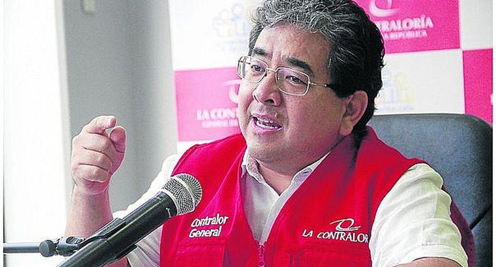 Control concurrente de la Contraloría ha permitido al Estado ahorrarse S/ 60 millones