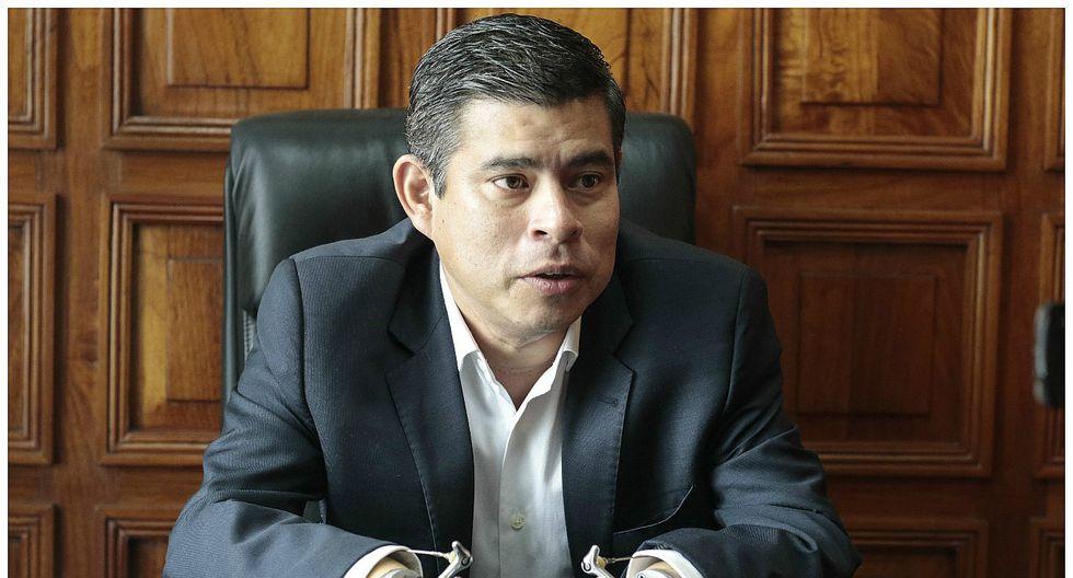 """Luis Galarreta: """"Me hubiese encantado que marchen por caso Carlos Moreno"""""""