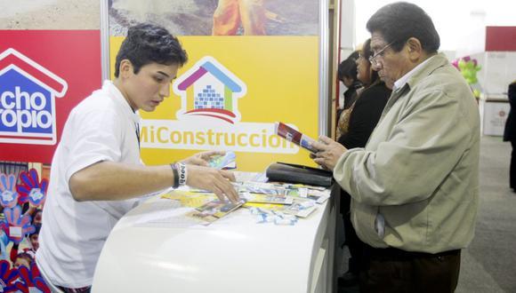 Del total del presupuesto del 2022, solo S/ 75 millones están destinados al Bono del Buen Pagador de MiVivienda, según ADI Perú. (Foto: GEC)