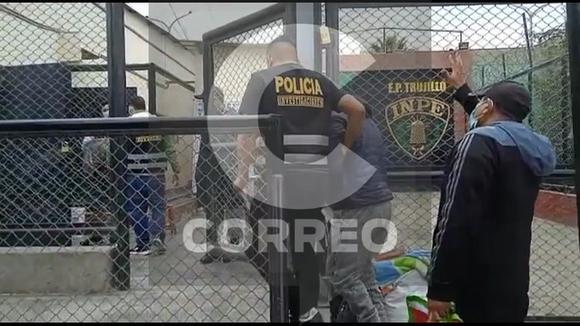 Killer of a businesswoman in the Trujillo prison